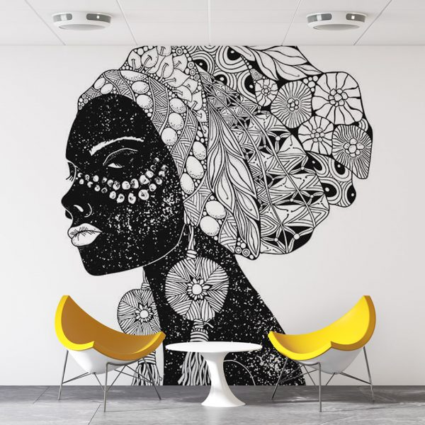 Ethnic Lifestyle - Tapeta designerska - artgroup.com.pl